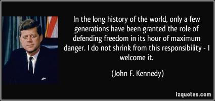 Long History quote