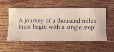 Long Journey quote