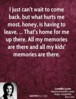 Loretta Lynn's quote