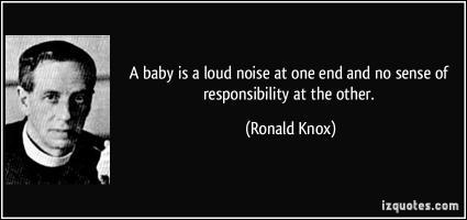 Loud Noise quote