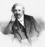 Louis Jacques Mande Daguerre profile photo