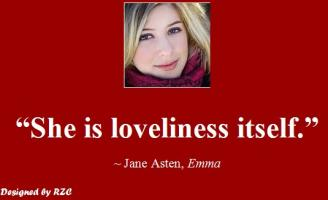 Loveliness quote #1