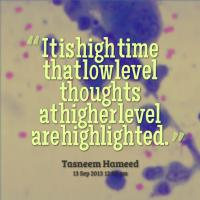 Low-Level quote #2