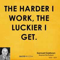Luckier quote #4