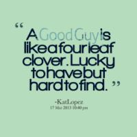Lucky Guy quote #2
