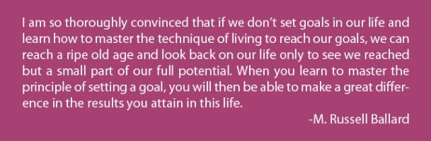 M. Russell Ballard's quote