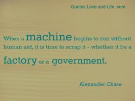 Machine quote