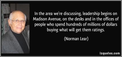 Madison Avenue quote #2