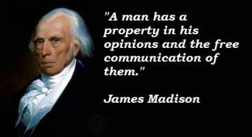 Madison quote #2
