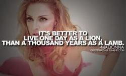 Madonna quote #4