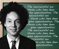 Malcolm Gladwell's quote