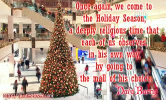 Mall quote #1