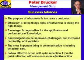 Management quote