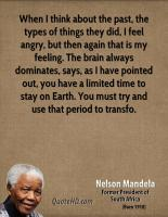 Mandela quote #1