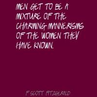 Mannerisms quote #2