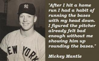 Mantle quote #2