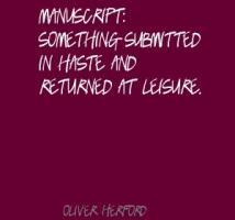 Manuscript quote #1