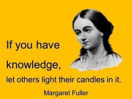 Margaret Fuller's quote