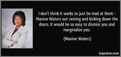 Marginalize quote #2