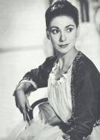 Margot Fonteyn profile photo