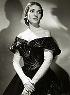 Maria Callas's quote