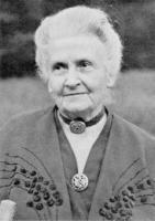 Maria Montessori profile photo