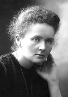 Marie Curie profile photo