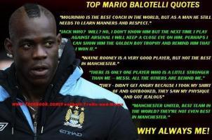 Mario Balotelli's quote #7