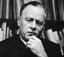 Marshall McLuhan profile photo