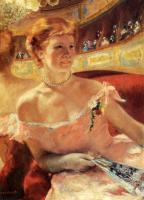 Mary Cassatt profile photo