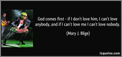 Mary J quote #2