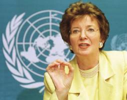 Mary Robinson profile photo