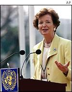 Mary Robinson's quote #1