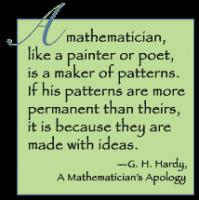 Mathematical quote #2