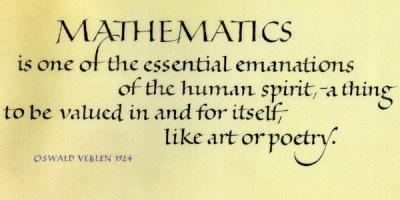 Mathematically quote #2