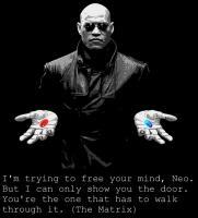 Matrix quote #1