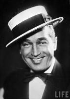 Maurice Chevalier profile photo