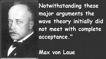 Max von Laue's quote #3
