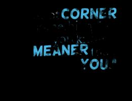 Meaner quote #1
