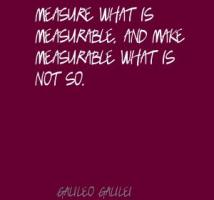 Measurable quote #1