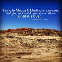 Mecca quote