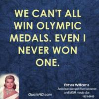 Medals quote #3