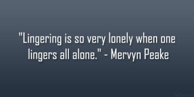 Mervyn Peake's quote #1