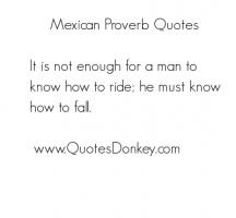 Mexican quote #5