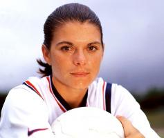 Mia Hamm profile photo
