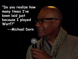 Michael Dorn's quote #3