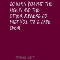 Michael East's quote