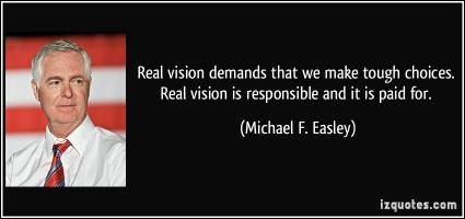 Michael F. Easley's quote #4