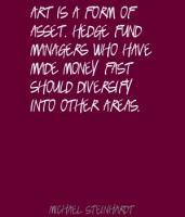 Michael Steinhardt's quote #4