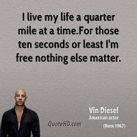 Mile quote #3